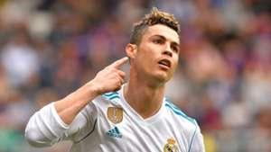 Cristiano Ronaldo Real Madrid Eibar La Liga