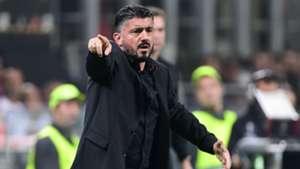 Gennaro Gattuso AC Milan Europa League 25102018