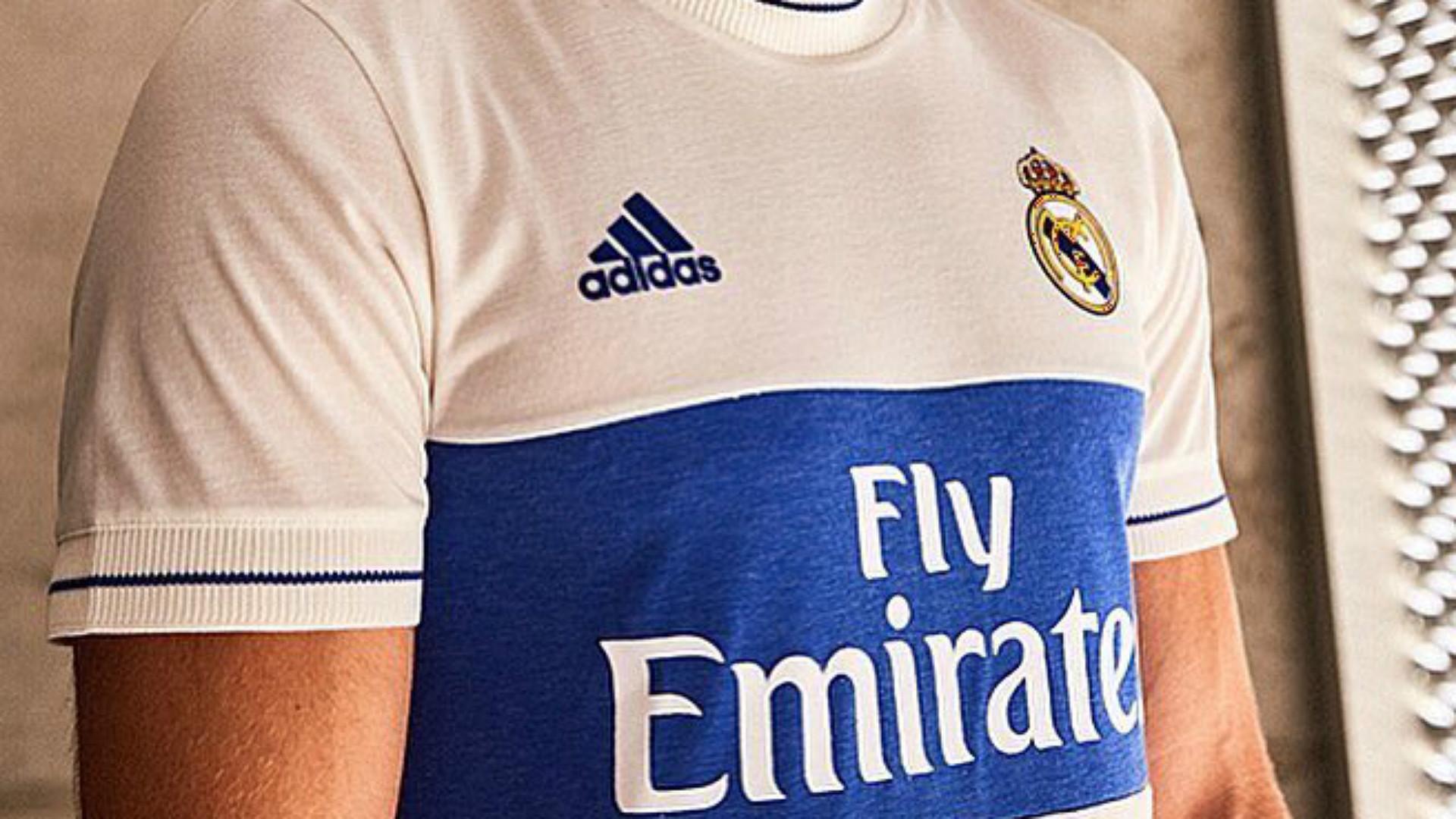 promo code 94943 6ce5d El Real Madrid lanza una camiseta para coleccionistas | Goal.com