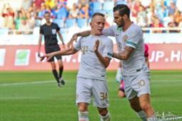 Ivan Petrjak Ferencváros Petriak MTK Davide Lanzafame