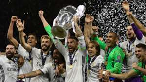 Real Madrid Champions League 2017