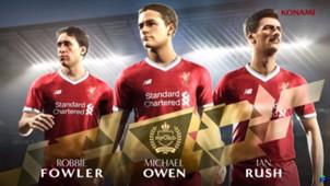 LFC Legends PES2018