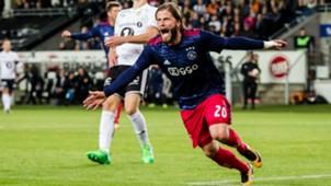 Lasse Schöne, Rosenborg BK vs. Ajax, 08242017