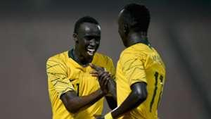 Thomas Deng Awer Mabil Socceroos