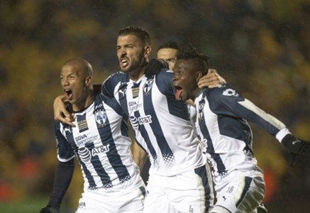 Monterrey Liga MX Final