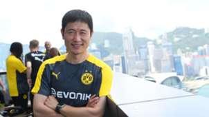 Lee Young-pyo Dortmund legend