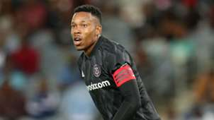 Happy Jele, Orlando Pirates, September 2018