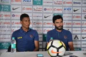 Khalid Jamil Willis Plaza Aizawl FC East Bengal 2017-18 I-League