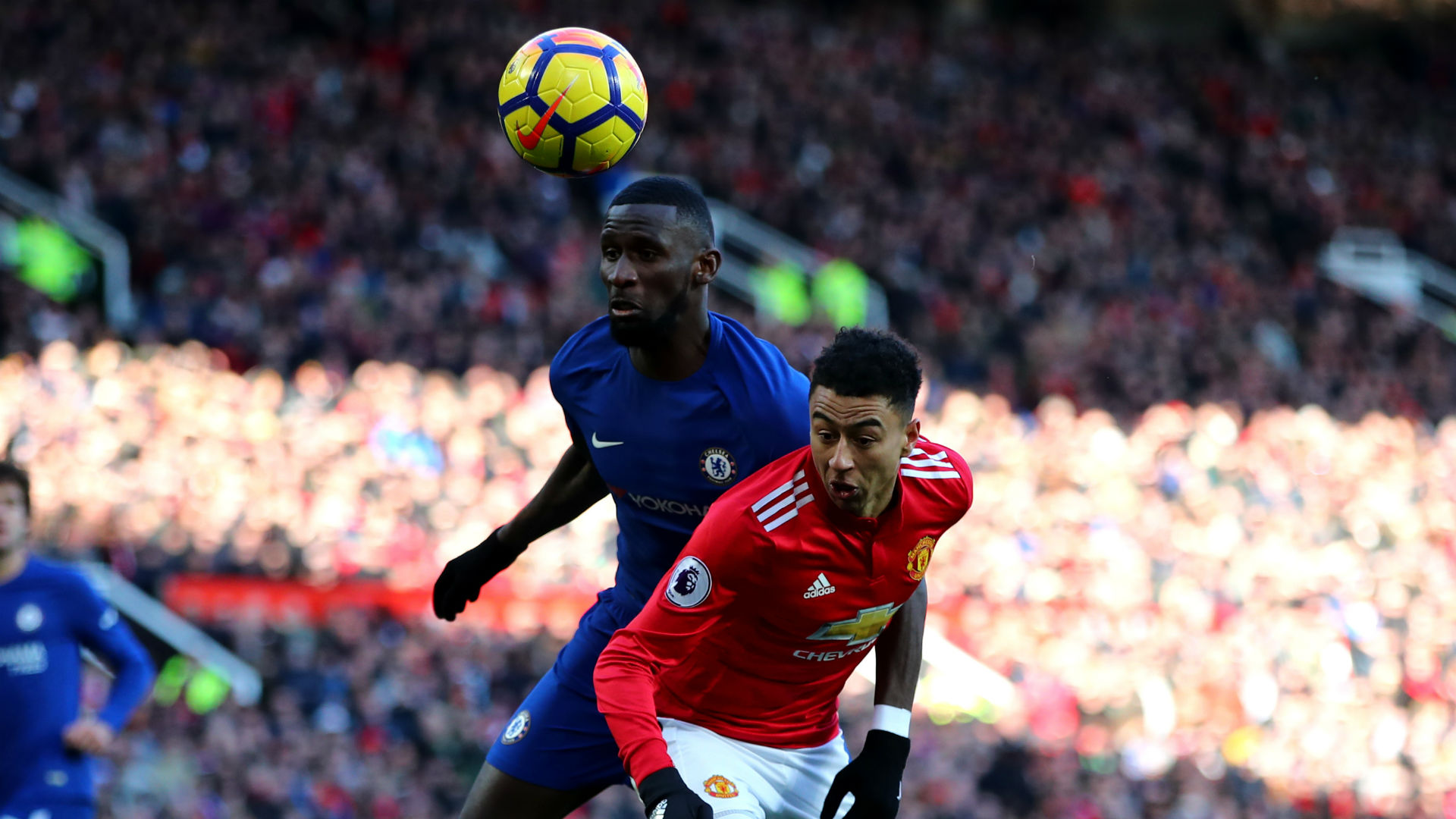 Tiemoue Bakayoko Chelsea Jesse Lingard Manchester United