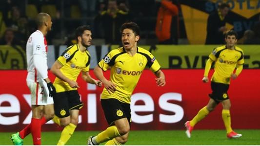 2017-04-13 Dortmund Kagawa