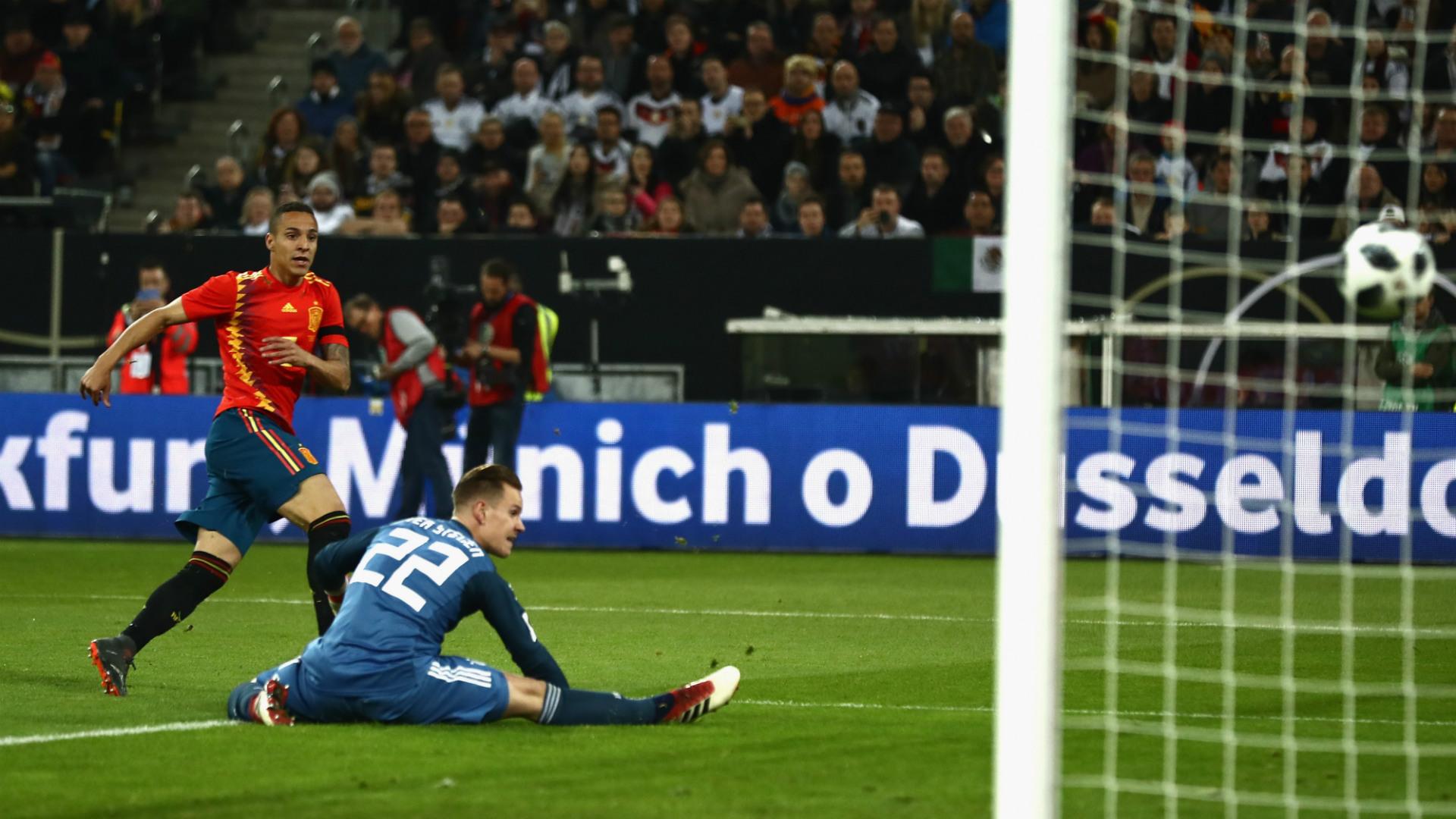 Rodrigo Spanien Deutschland Spain Germany 23032018