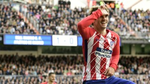 Antoine Griezmann Real Madrid Atletico LaLiga