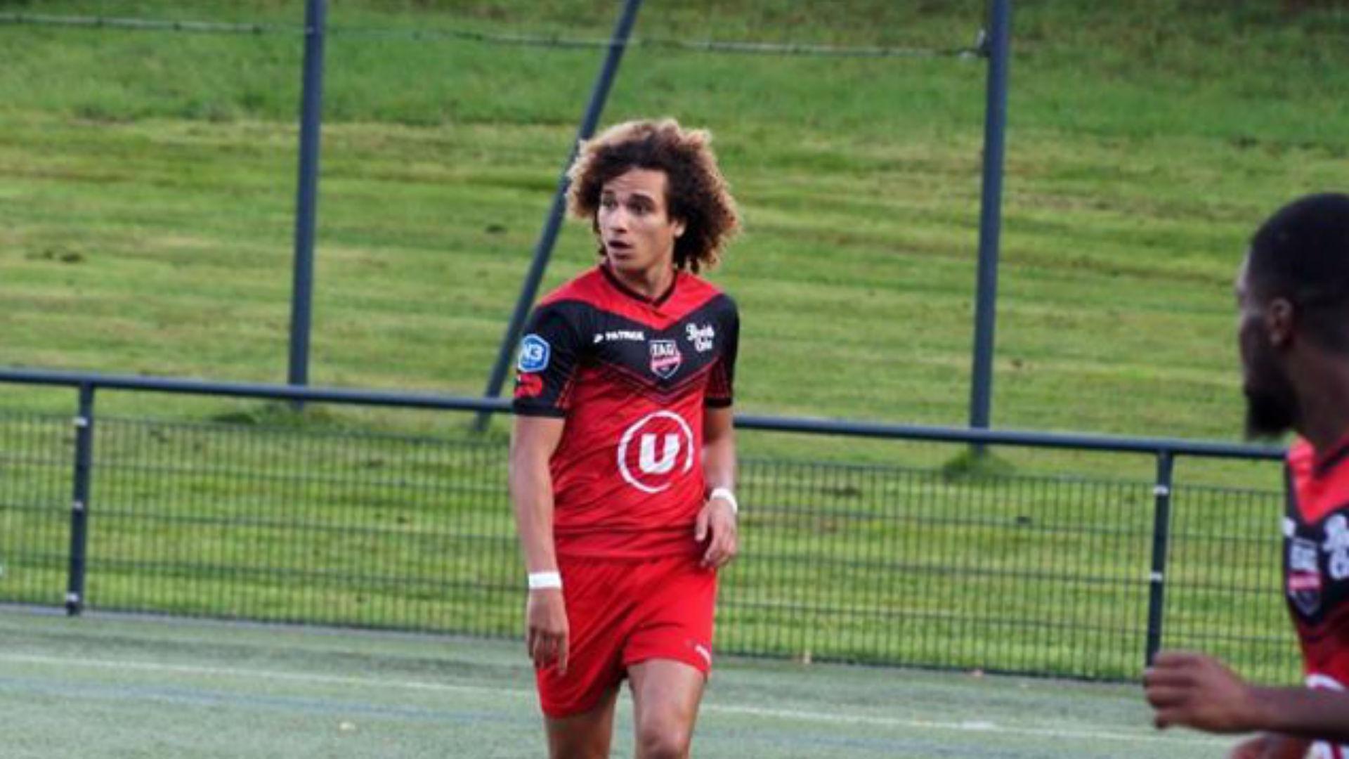 Boudjemaa Guingamp CFA 2
