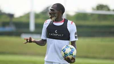 Joash Onyango of Gor Mahia FC and Harambee Stars.