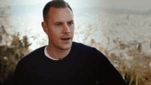 Marc-Andre ter Stegen Interview Barcelona