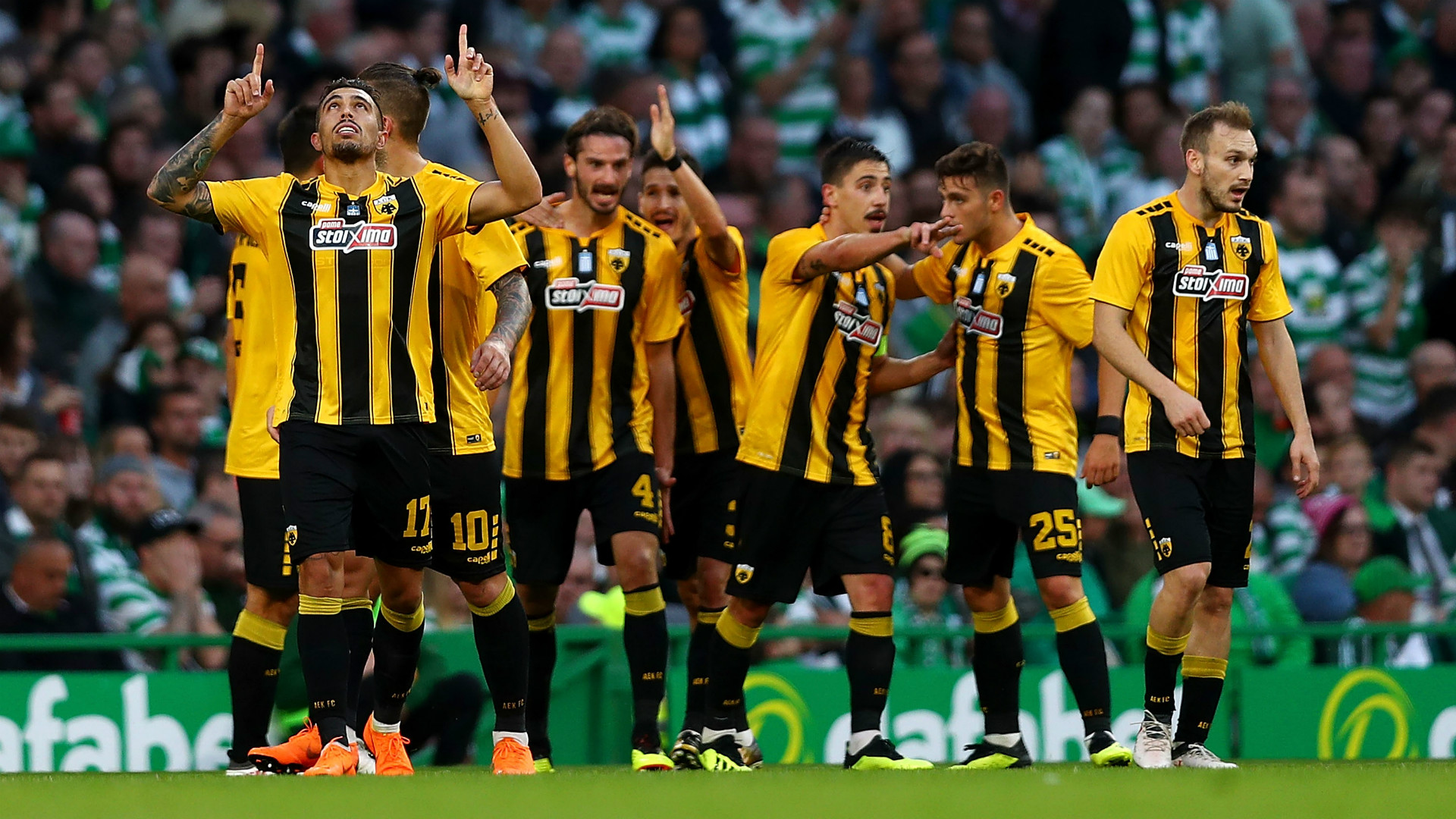 AEK Athens Champions League