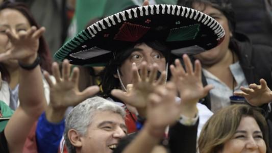 México fans Ehh pu