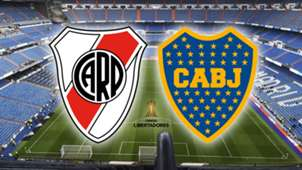 Copa Libertadores Bernabeu GFX