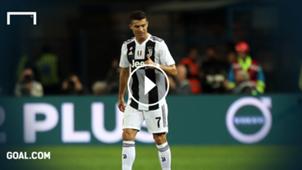 GFX Ronaldo Juventus Turin 2018