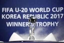 U20 World Cup trophy