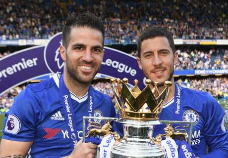 Chelsea need Hazard to stay, I'm trying to convince him - Fabregas