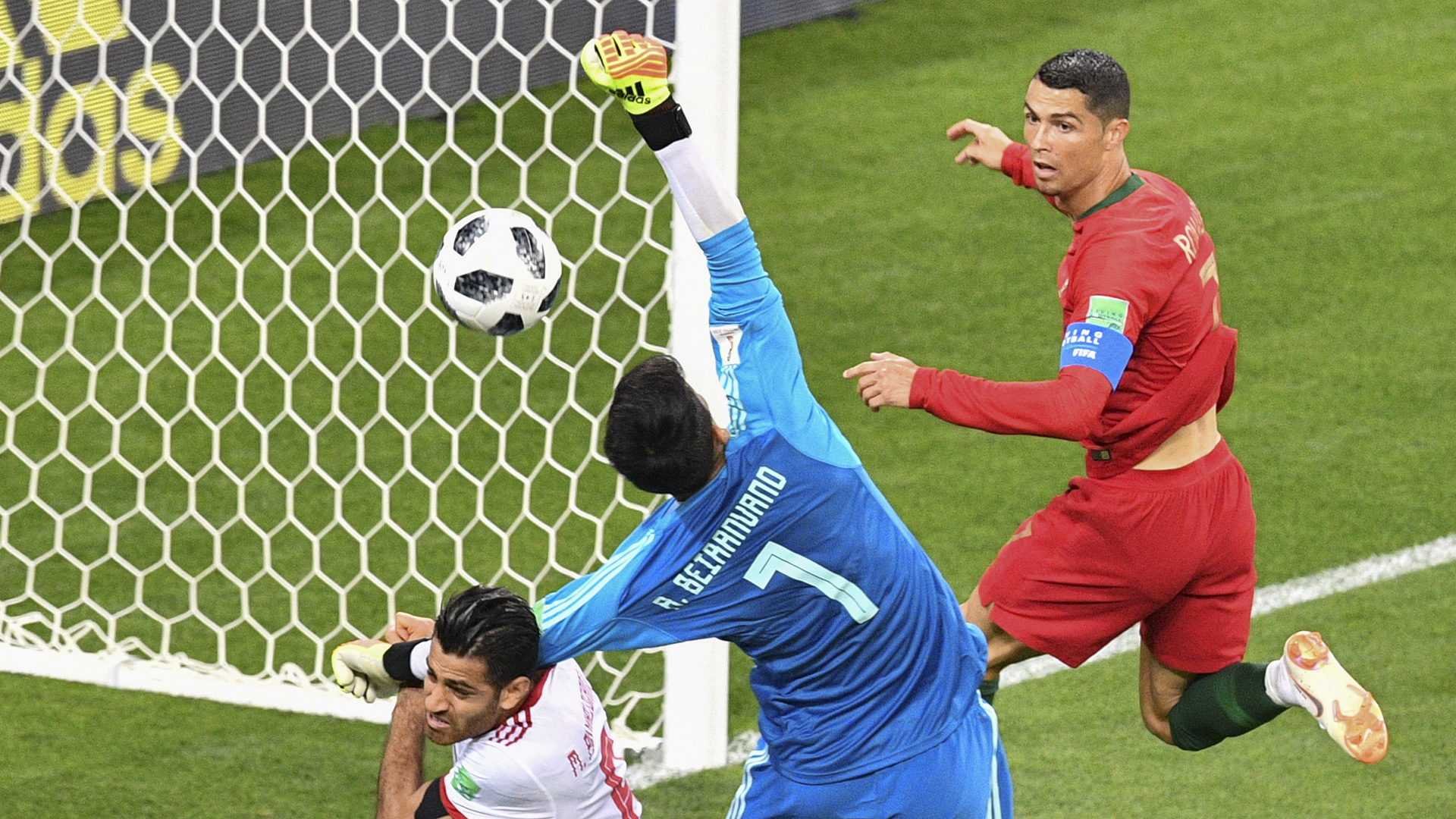 Iran Vs Portugal Live Blog Text Commentary Line Ups Stream Tv Channel Goal Com