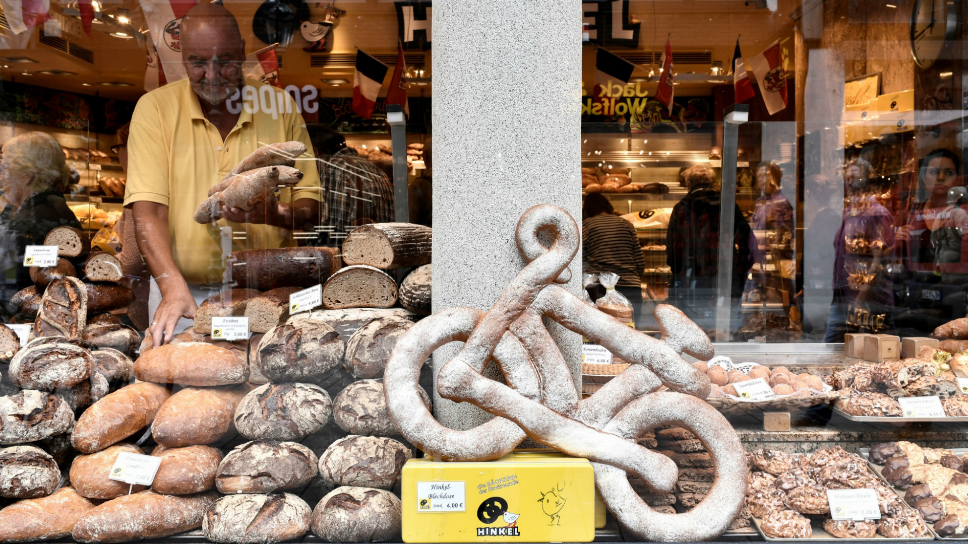 Panaderia Alemania