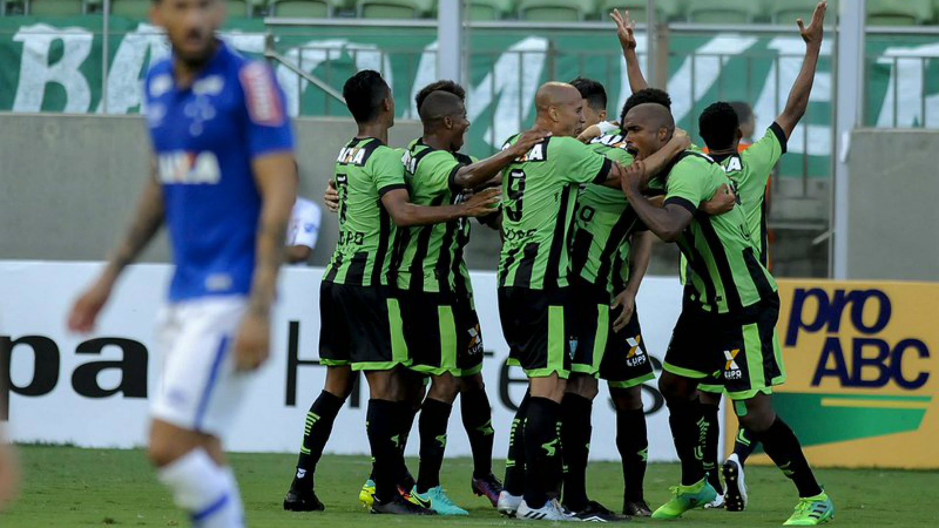 América-MG Cruzeiro Campeonato Mineiro 16042017