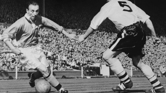 Stanley Matthews England