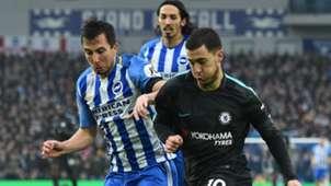 Eden Hazard vs Brighton, Chelsea