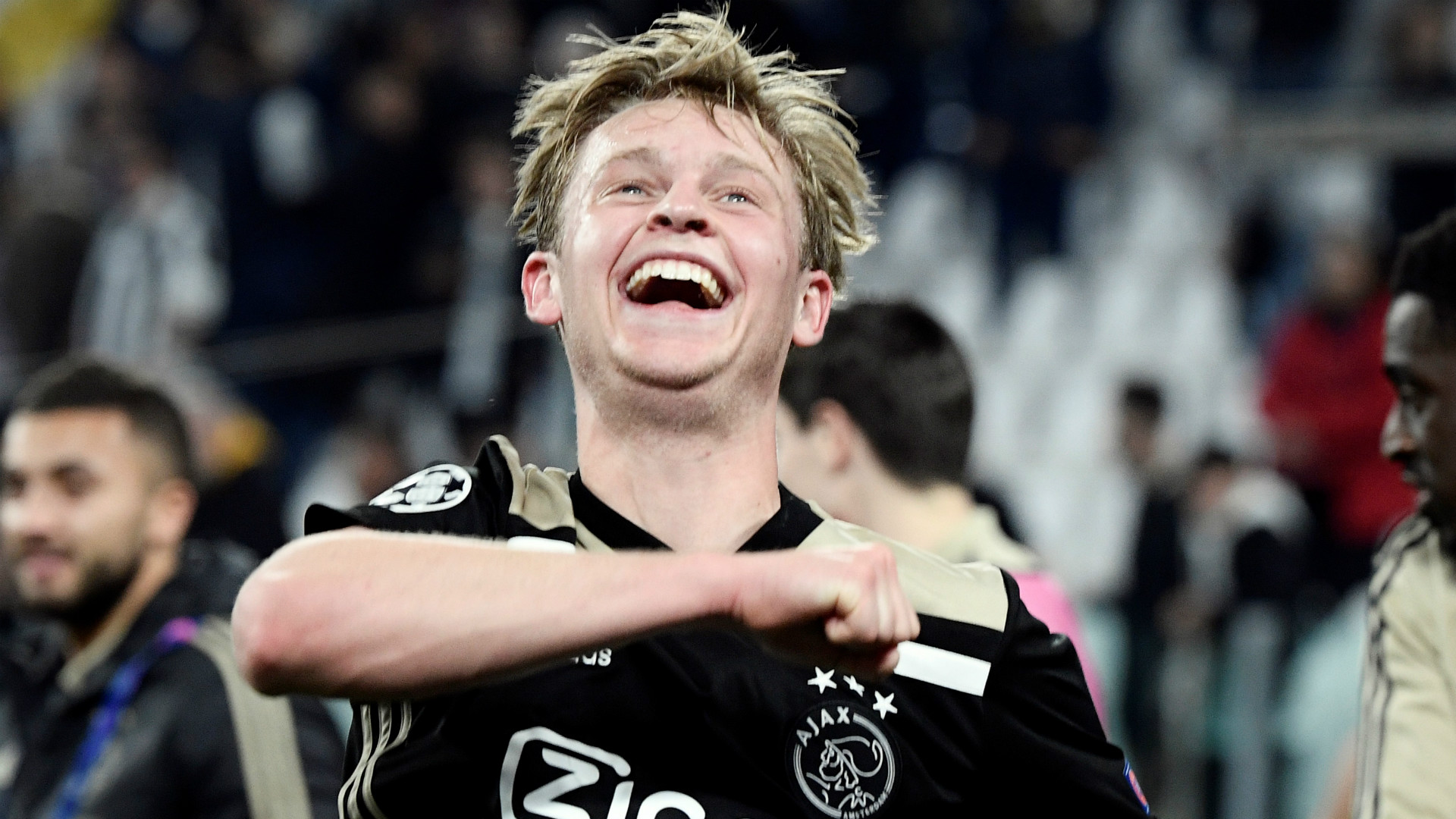 De Jong: I don't expect to be a starter at Barcelona