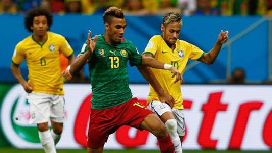 Choupo-Moting, Neymar