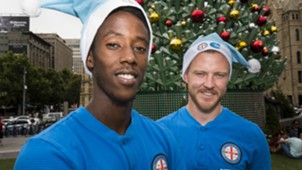 Scott Jamieson Melbourne City