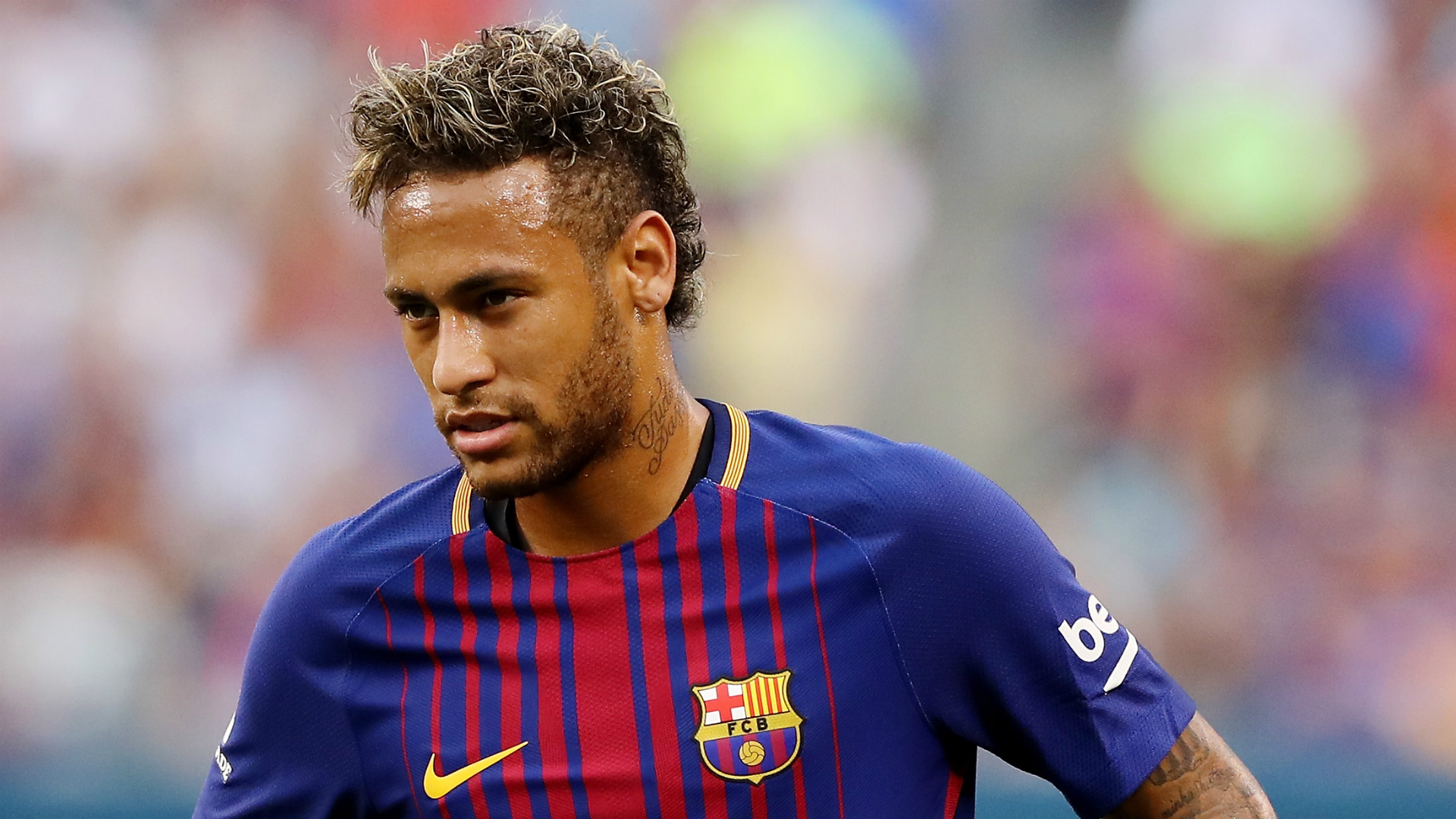 Neymar's inspired performance for Barcelona against PSG in the Champions League