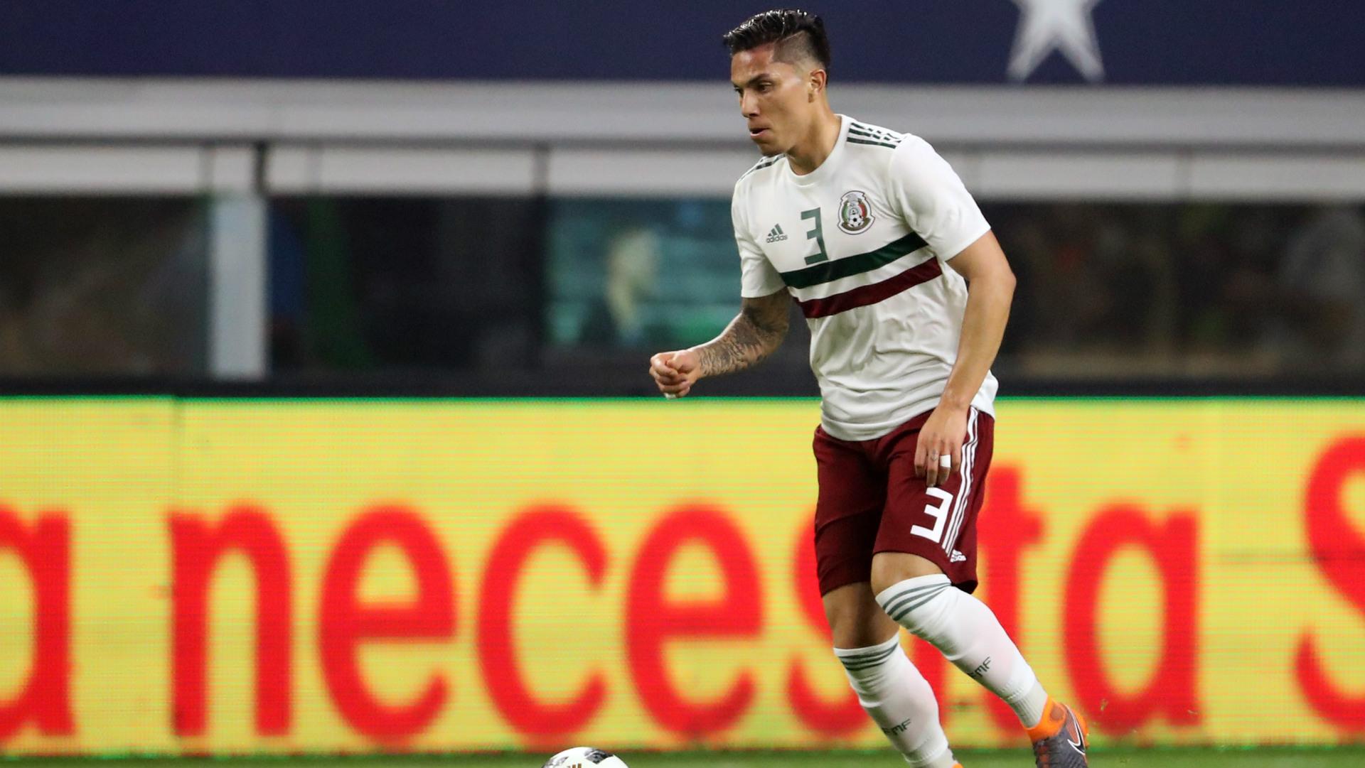 Chivas Mexico National Team Defender Carlos Salcedo Open To Guadalajara Return Goal Com