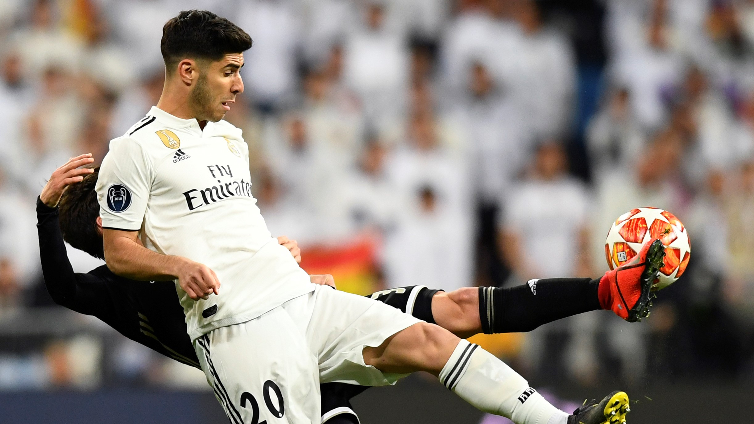 Marco Asensio Real Madrid Ajax UCL 04032019
