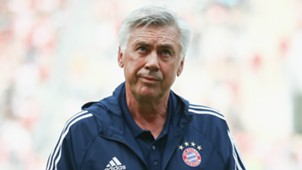 Carlo Ancelotti Bayern 2017