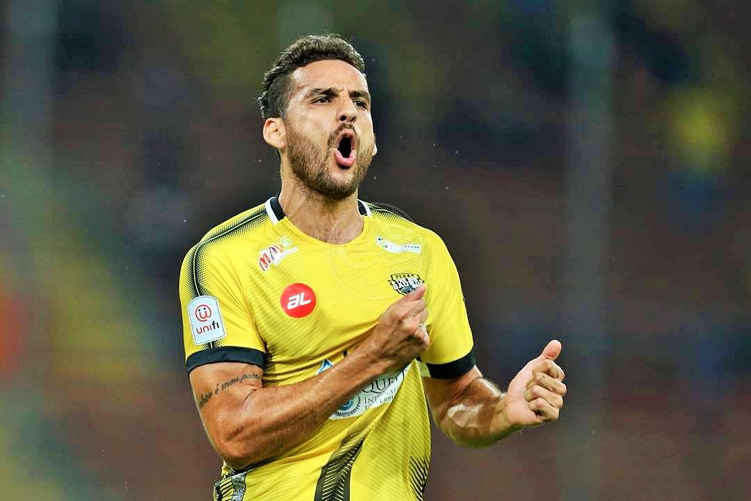 Gilmar da Silva, Perak, Malaysia Super League, 28072018