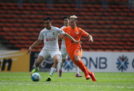 Sầm Ngọc Đức Ha Noi FC Lucas Cano Felda United AFC Cup 0703/2017