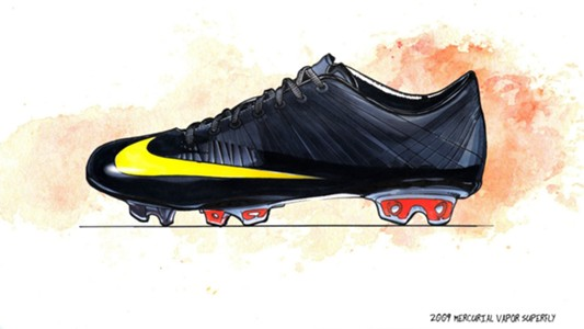 Mercurial Vapor Superfly - 2009