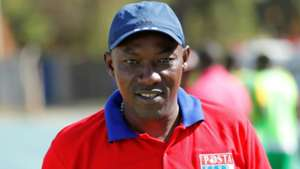 Posta Rangers coach John Kamau.