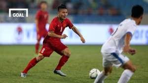 Olympic Việt Nam Olympic Uzbekistan Giải giao hữu U23 quốc tế 2018