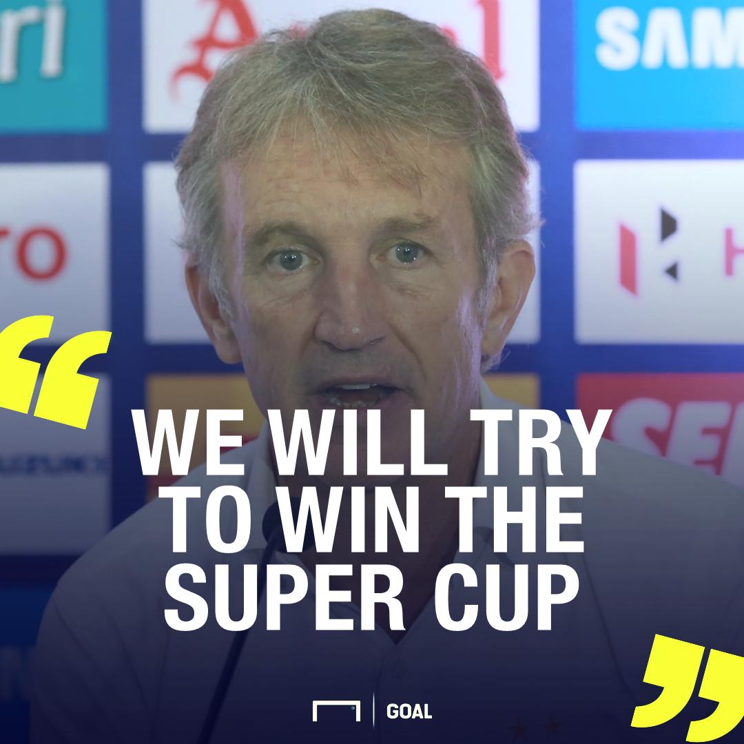 GFX Albert Roca Bengaluru FC 2018 Super Cup
