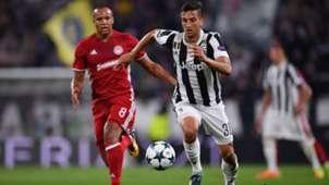 Rodrigo Bentancur Juventus Olympiacos Champions League