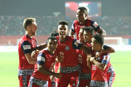 Jamshedpur FC NorthEast United Wellington Priori