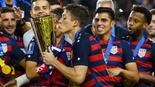 Matt Besler USA Gold Cup