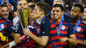 Matt Besler USA Gold Cup