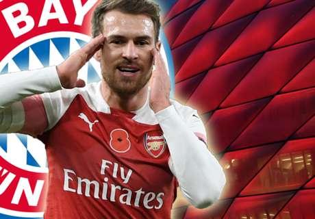 Arsenal-Star Ramsey vor Einigung mit Bayern