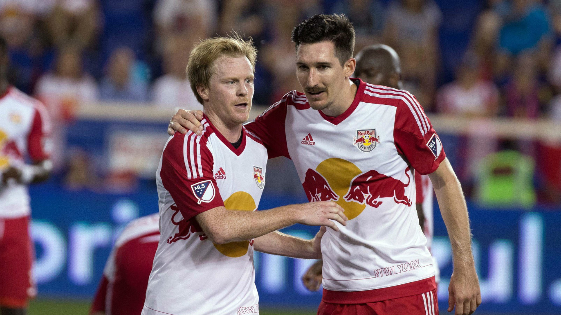 Dax McCarty Sacha Kljestan MLS Red Bulls 05282016