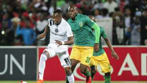 Justin Shonga, Orlando Pirates & Musa Bilankulu, Golden Arrows